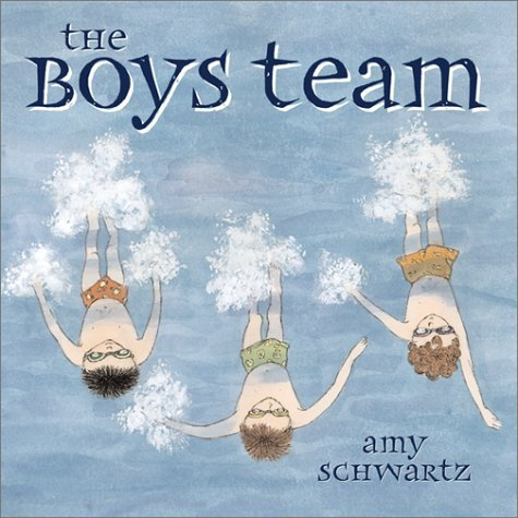 The Boys Team (Richard Jackson Books (Atheneum Hardcover))  by  Amy Schwartz