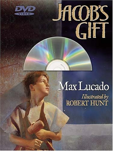 Jacobs Gift [With DVD]  by  Max Lucado