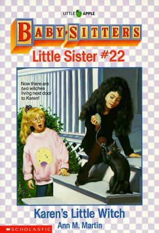 Karens Little Witch (Baby-Sitters Little Sister, #22) Ann M. Martin