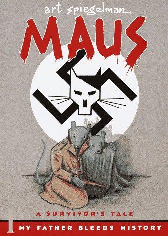 Maus Bxd Set-2 Vols  by  Art Spiegelman