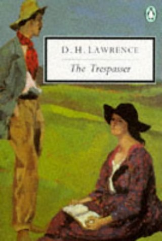 The Trespasser: Cambridge Lawrence Edition D.H. Lawrence