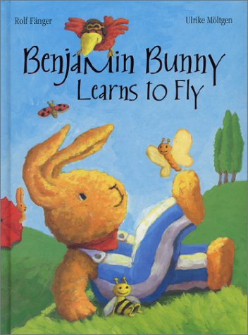 Benjamin Bunny Learns to Fly  by  Rolf Fanger