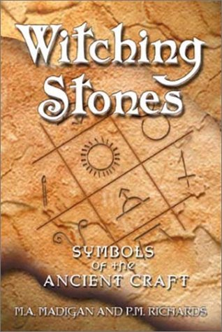 Witching Stones: For Divination, Magic & Spells [With Book] M.A. Madigan