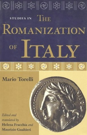 Studies in the Romanization of Italy  by  Mario  Torelli