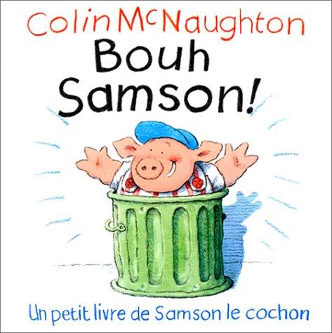 Bouh Samson! Colin McNaughton