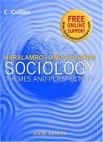 Sociology: Themes And Perspectives Michael Haralambos