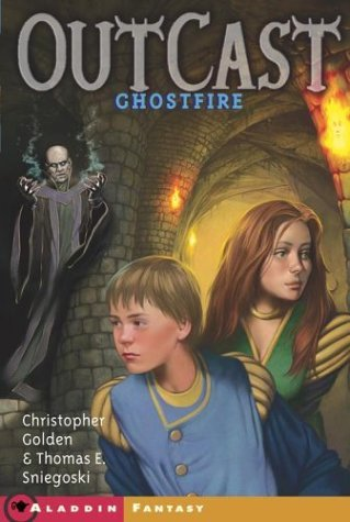 Ghostfire (OutCast, #3)  by  Christopher Golden