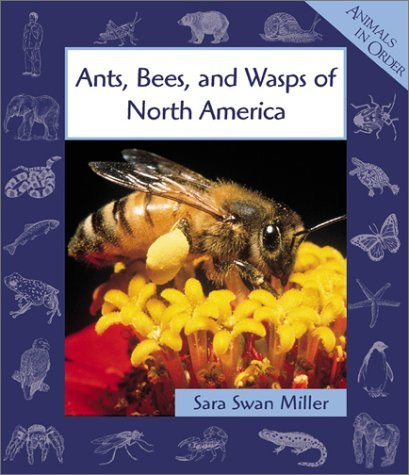 Ants, Bees, and Wasps of North America Sara Swan Miller