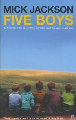 Five Boys/3D Frys 5 Boys Milk Chocolate M. Jackson