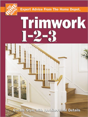 Trimwork 1-2-3: Create Style with Architectural Details Home Depot