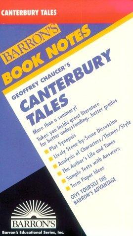 Canterbury Tales Cynthia C. Werthamer