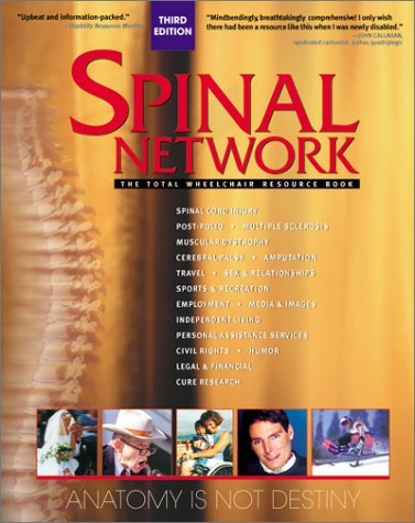 Spinal Network: The Total Wheelchair Resource Book Barry Corbet