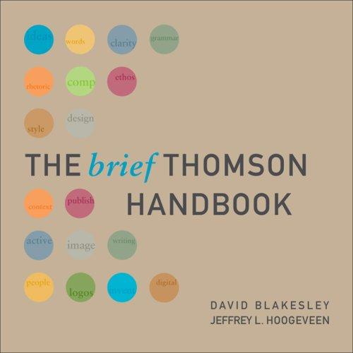 The Brief Thomson Handbook  by  David Blakesley