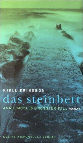 Das Steinbett Kjell Eriksson