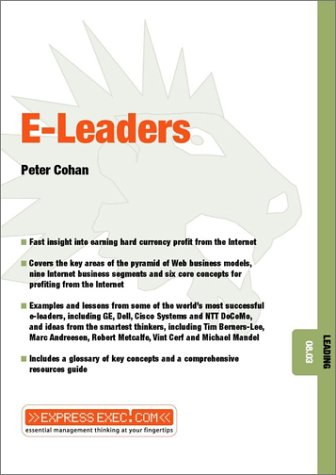E-Leaders  by  Peter S. Cohan