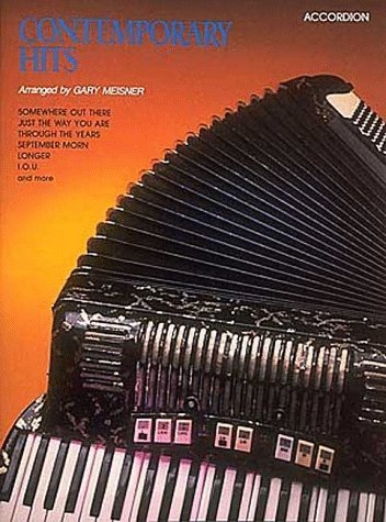 Contemporary Hits for Accordian Various