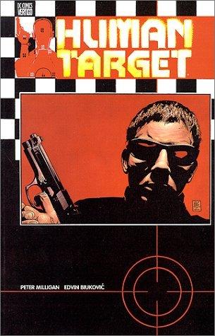 Human Target  by  Peter Milligan