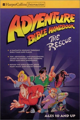 The Adventure Bible Handbook Ved Vyas