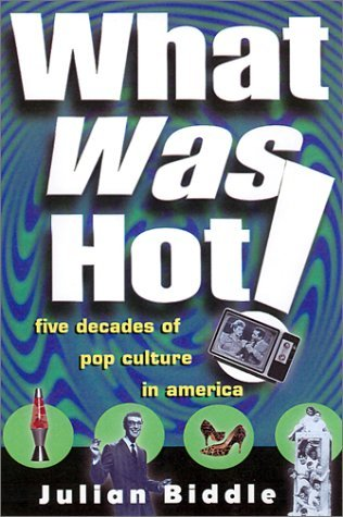What Was Hot: A Rollercoaster Ride Through Six Decades of Pop Culture in America  by  Julian Biddle