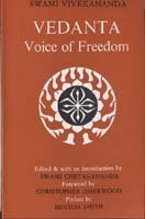 Vedanta: Voice Of Freedom  by  Swami Vivekananda