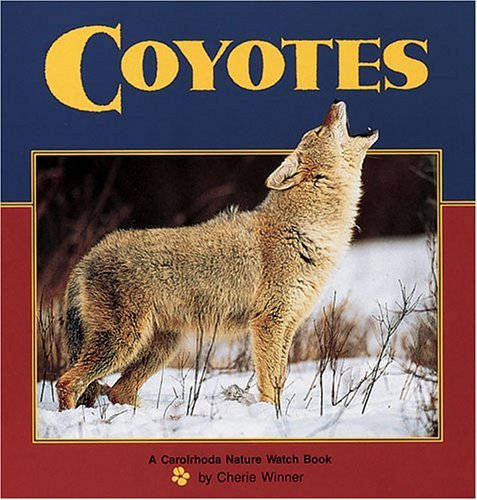 Coyotes  by  Cherie Winner