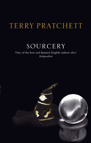 Sourcery (Discworld, #5) Terry Pratchett