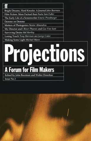 Projections 1: A Forum for Film Makers John Boorman