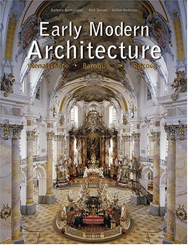Early Modern Architecture  by  Barbara Borngasser