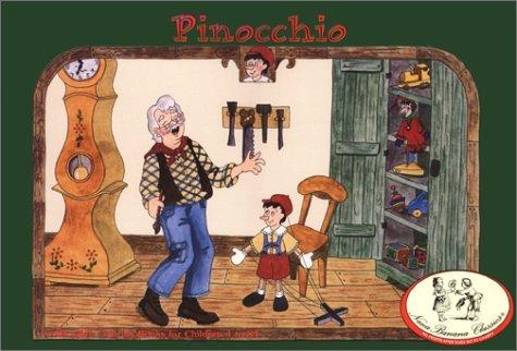 Pinocchio Isabel Malkin