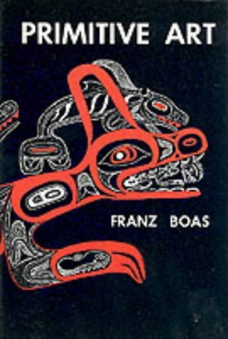 Primitive Art Franz Boas