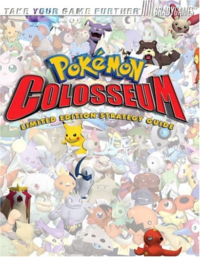 Pokemon® Colosseum Limited Edition  by  Phillip Marcus