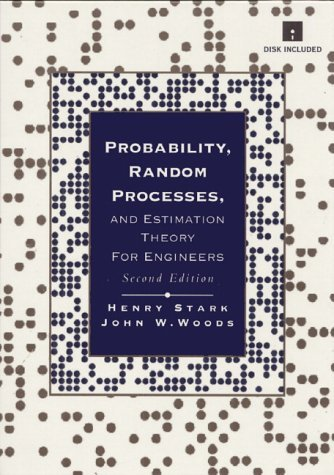 Probability, Random Processes, And Estimation Theory For Engineers Henry Stark