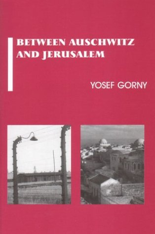 Between Auschwitz and Jerusalem: Jewish Collective Identity in Crisis  by  Yosef Gorny