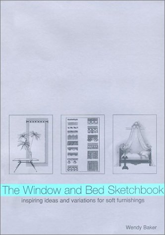 The Window and Bed Sketchbook Wendy Baker