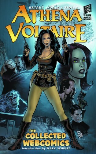 Athena Voltaire: The Collected Webcomics Paul Daly