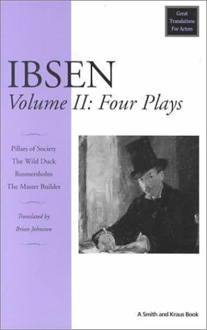 Four Major Plays 2 Henrik Ibsen