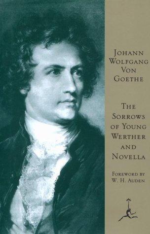 Sorrows of Young Werther and Novella  by  Johann Wolfgang von Goethe
