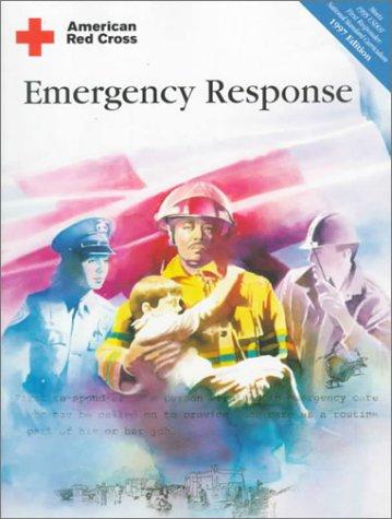Emergency Response  by  American Red Cross