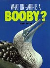 What On Earth Is A Booby?  by  Jenny E. Tesar