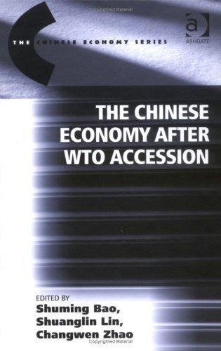 The Chinese Economy After WTO Accession (The Chinese Economy Series) (The Chinese Economy Series) (The Chinese Economy Series)  by  Changwen Zhao