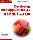 Developing Web Applications With Asp. Net And C#  by  Hank Meyne