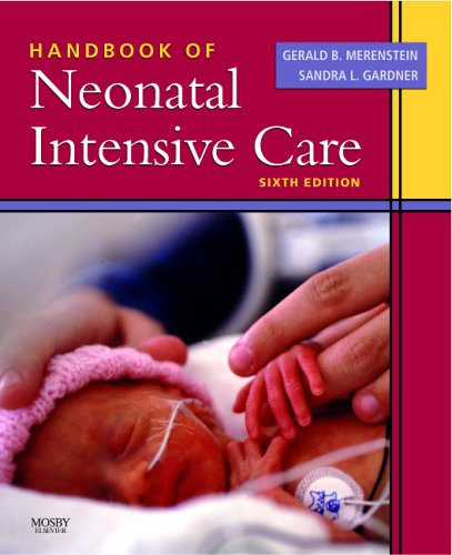 Silver, Kempe, Bruyn & Fulginitis Handbook of Pediatrics  by  Gerald B. Merenstein