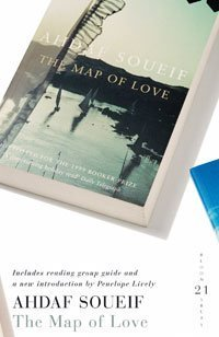 The Map of Love: 21 Great Bloomsbury Reads for the 21st Century (21st Birthday Celebratory Edn)  by  Ahdaf Soueif