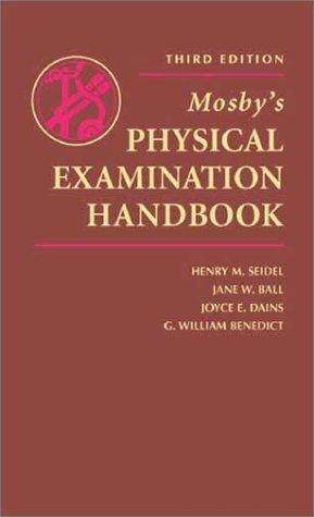 Manual Mosby de Exploracion Fisica Henry M. Seidel
