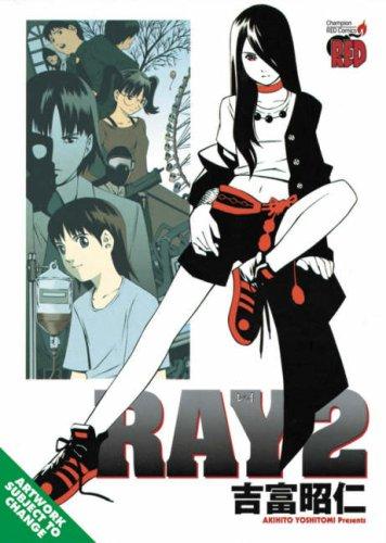 Ray Volume 2 Akihito Yoshitomi