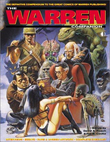 Warren Companion Limited Edition Jon B. Cooke