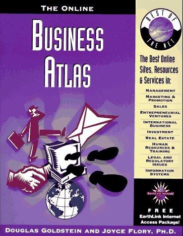 Online Business Atlas Douglas E. Goldstein