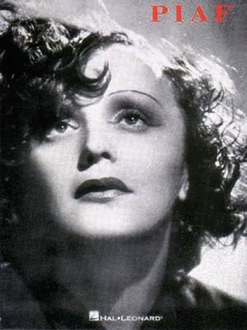 Edith Piaf Song Collection  by  Hal Leonard Publishing Company