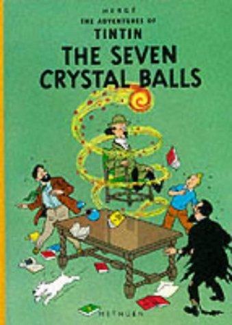 Adventures Of Tintin The Seven Crystal Balls Hergé