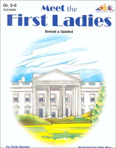 Meet the First Ladies  by  Judy Mitchell
